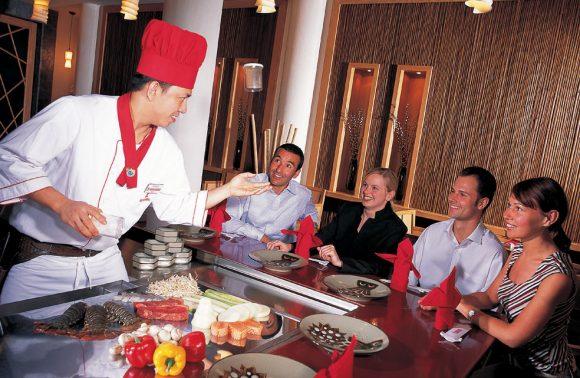 15% discount on the Restaurants at Beach Rotana